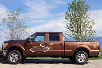 Steckling Builders truck